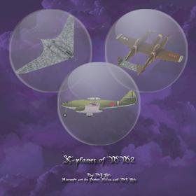 X-Planes of WW2