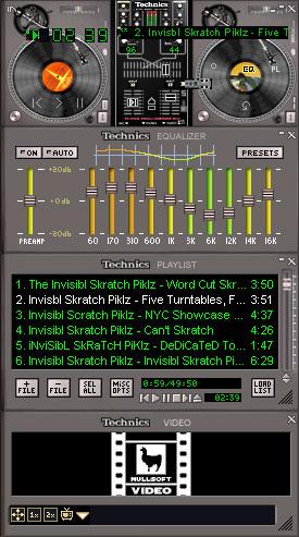 Technics SL-1200mk2 Turntables