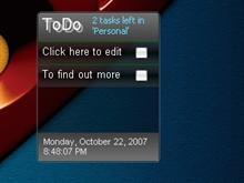 Tabbed ToDo List