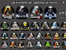 Gunmetal Game Icons 3
