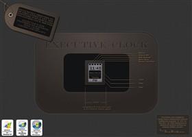 Executive Clock