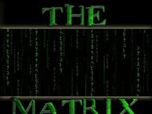 The Matrix by Agiln