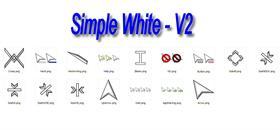 Simple White V2