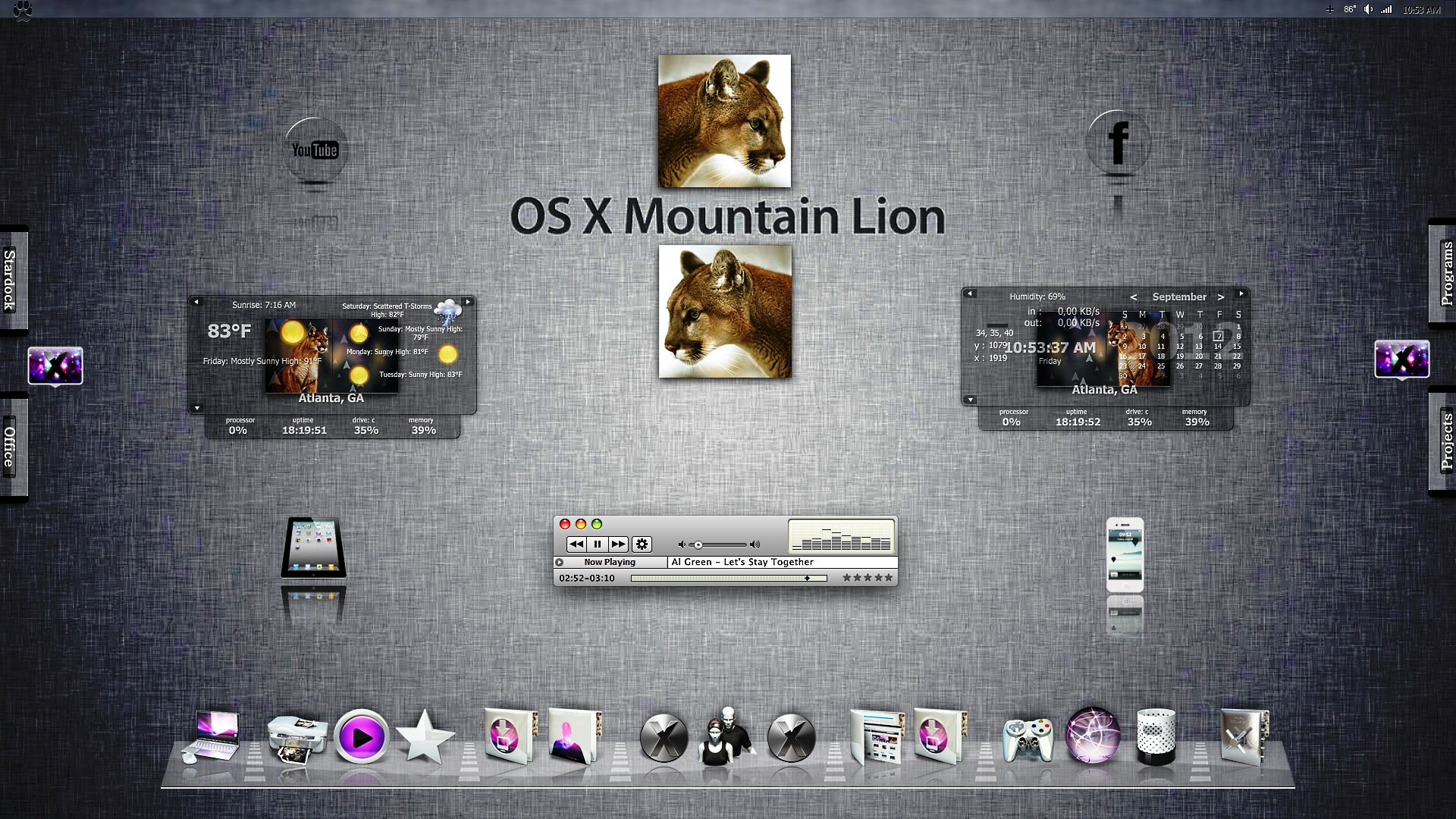 Mac OS X Mtn Lion 3