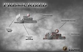 Pressurized