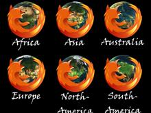 Firefox Around The World