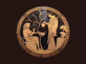 Athena and Herakles