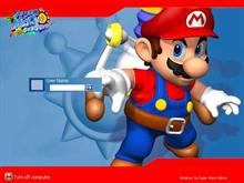 Mario Sunshine Red