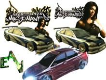 Need for Speed Carbon and Most Wanted