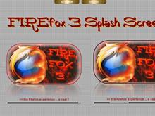 """FIREfox 3"" SplashScreens"