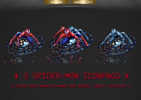 Spider-Man IconPngs