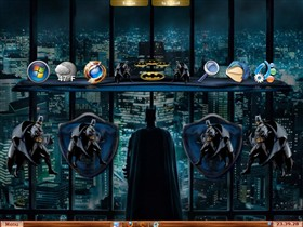 Batman BlackCloak 4 IconPngs