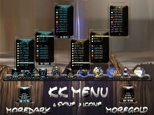 KKMenu Skins and Icons