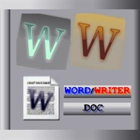 """Word / Writer / .Doc"""