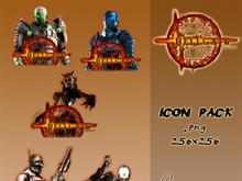 Hellgate London Icon Pack