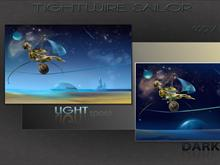 TIGHTWIRE SAILOR DARK& LIGHT-RW