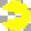 Pacman (oldskool style)