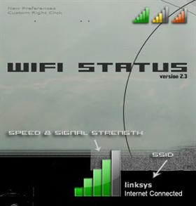 Wireless Signal Strength v2.3