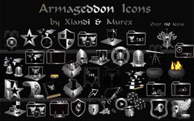 Armageddon Icons