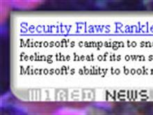 Wired News Ticker v2