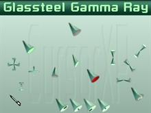 Glassteel Gamma Ray