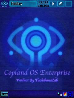 Copland OS Enterprise