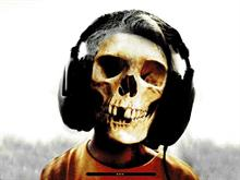 Headphone Skull
