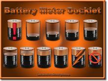 Battery Meter Docklet