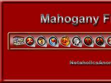 Mahogany Frame Dock