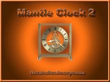 Mantle Clock 2