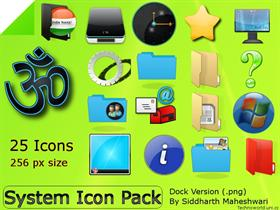 System Icon pack(dock ver.)