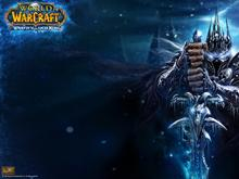 World of Warcraft Lich King Arthas