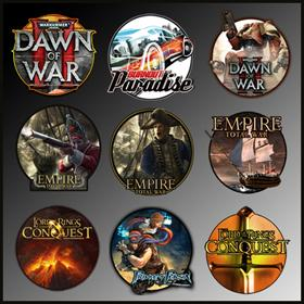 Game Icons VII