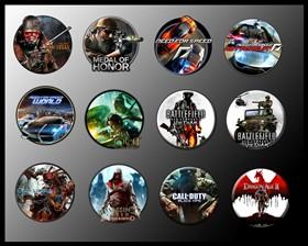 Game icons XVII
