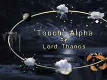 'Touch' Alpha