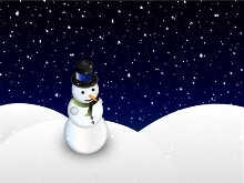 Snowman's Holiday