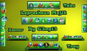 Leprechaun Majik Dock Collection
