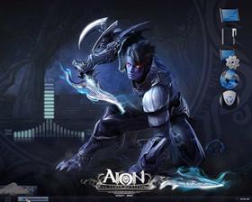 Aion Blue Theme