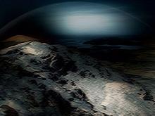 Twilight on Titan