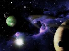 Saturn's Sister