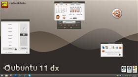 ubuntu 11 dx