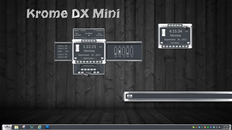 Krome DX Mini