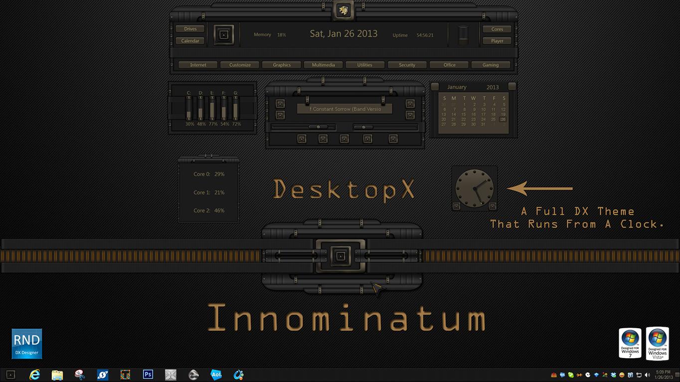 Innominatum DX