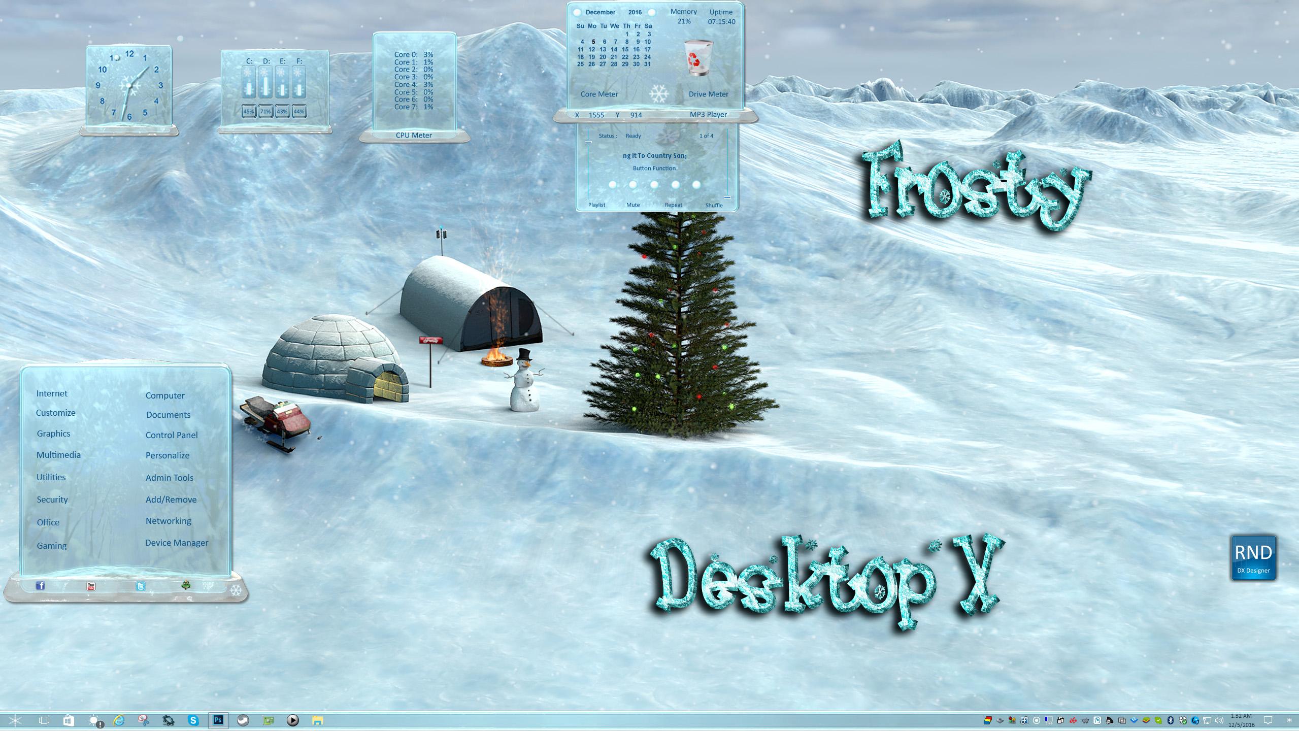 Frosty DX