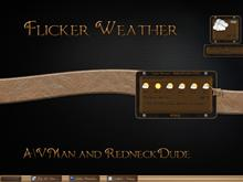Flicker Weather