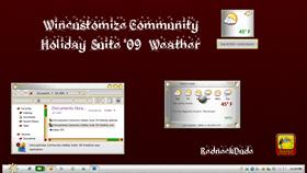 WC Community Holiday Suite '09 Weather