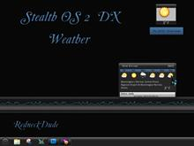 StealthOS Weather