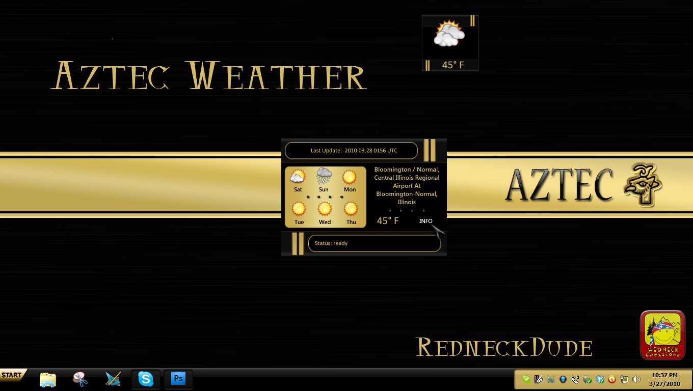 Aztec Weather