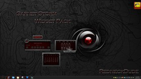 Garnet Storm Widget Pack