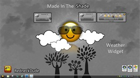 Made In The Shade Weather Widget